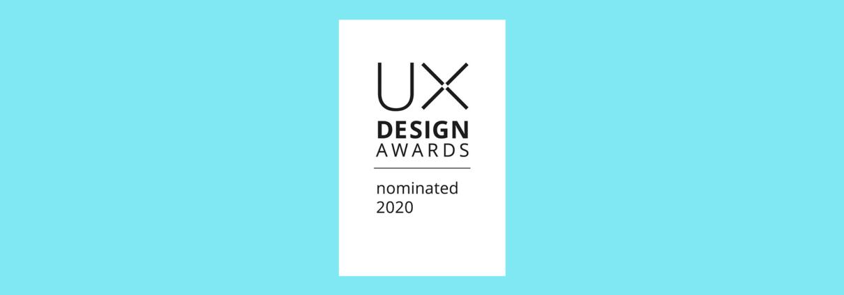 APEROL UX Design Award nominated
